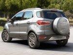 С российского рынка отзываются автомобили Ford EcoSport