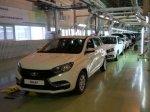 В Казахстане стартовало производство новых моделей LADA