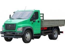 Начато производство автомобилей «ГАЗон NEXT CNG»