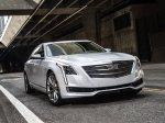 Cadillac CT6: Лицо бренда
