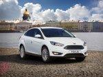 Продажи автомобилей Ford выросли в РФ в 2016 году на 10%