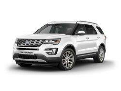 Ford Explorer предлагается в России по сниженной цене
