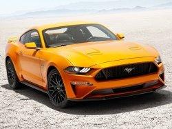 Представлен новый Ford Mustang