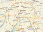 В районе Садового кольца в столице 19 января будет перекрыто движение