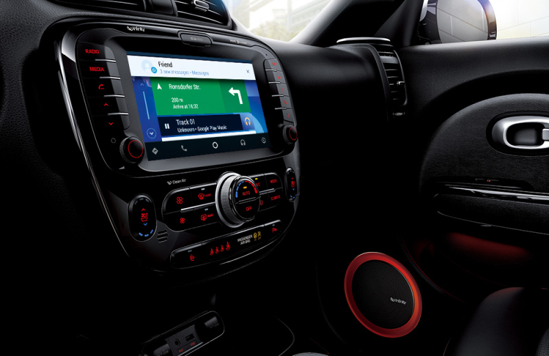 Андроид Auto и Apple CarPlay сейчас доступны в автомобилях Киа в РФ