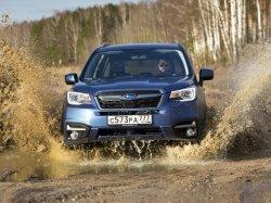 Стали известны цены на Subaru Forester и Outback 2017 года выпуска