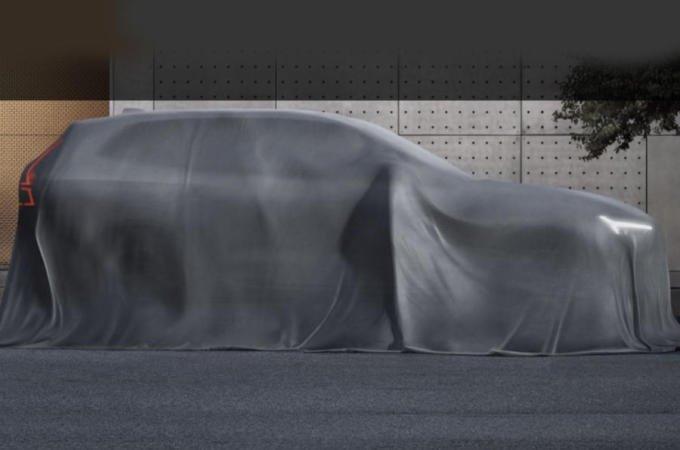Завуалированный облик нового Volvo XC60