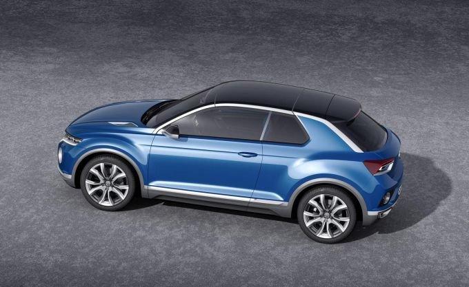 Volkswagen Golf SUV T-Roc