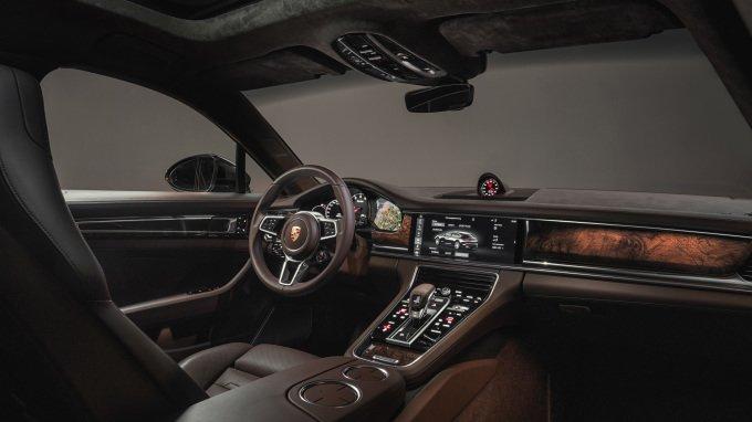 Porsche Panamera Sport Turismo Wagon