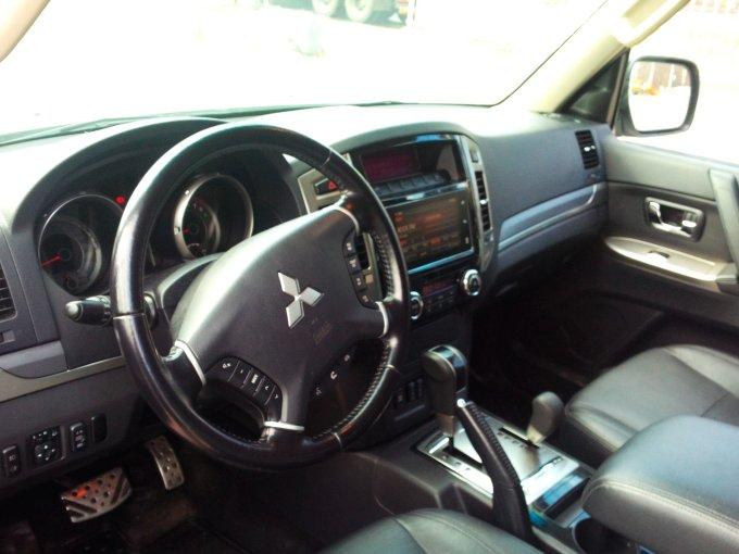 Mitsubishi Pajero: Я - легенда