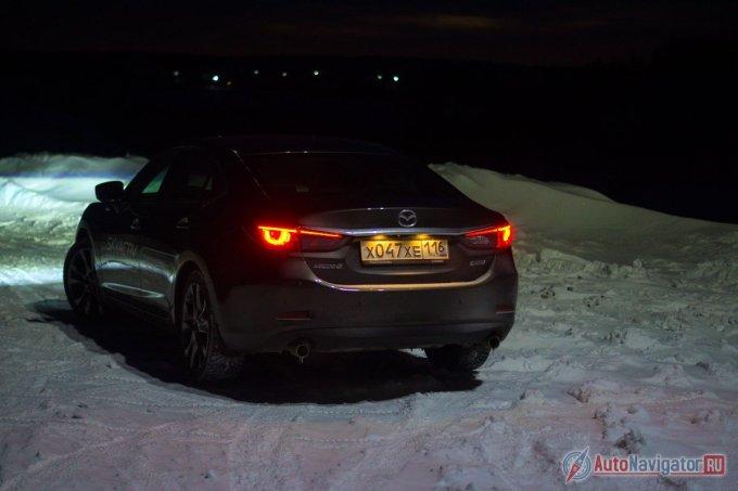 Mazda 6 2017: Теперь в премиум