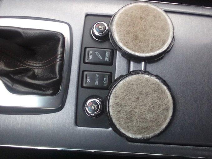 Фильтры вентиляции сидений нуждаются в периодической чистке. Замена совсем не обязательна