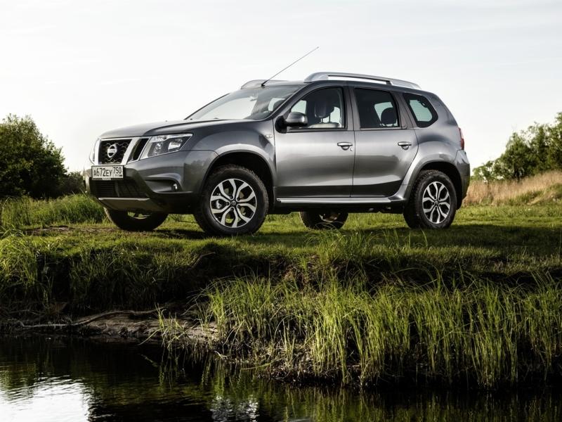 Ниссан начинает продажи улучшенного Terrano в Российской Федерации