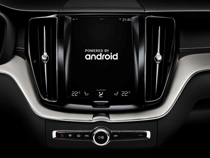 Автомобили Volvo оснастят android ивнедрят приложения отGoogle class=