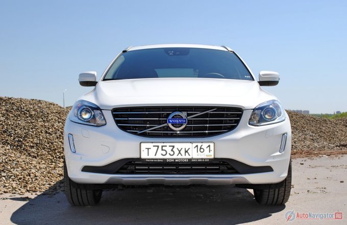 Volvo XC60: король умер, да здравствует король!