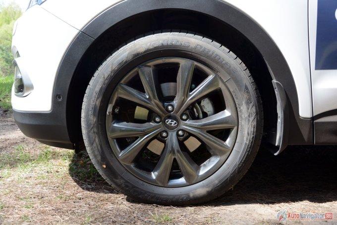 Hyundai Santa Fe 2.2 CRDi High-Tech: когда нужно все и в одном