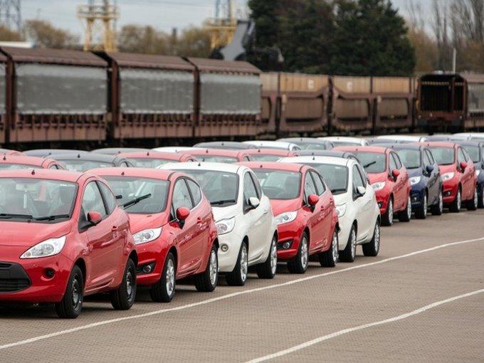 Русский рынок автомобилей кконцу весны вырос на15%