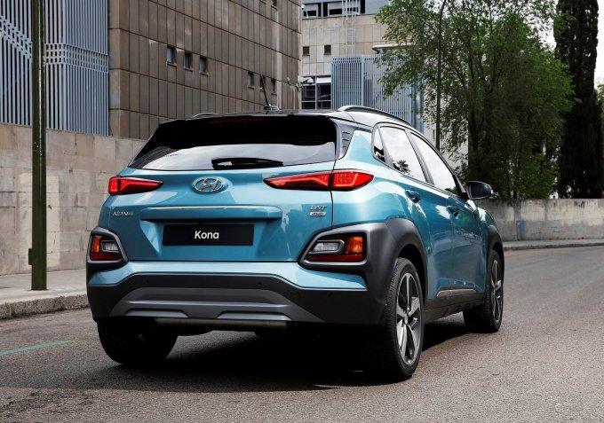 Hyundai Kona: покоритель сердец