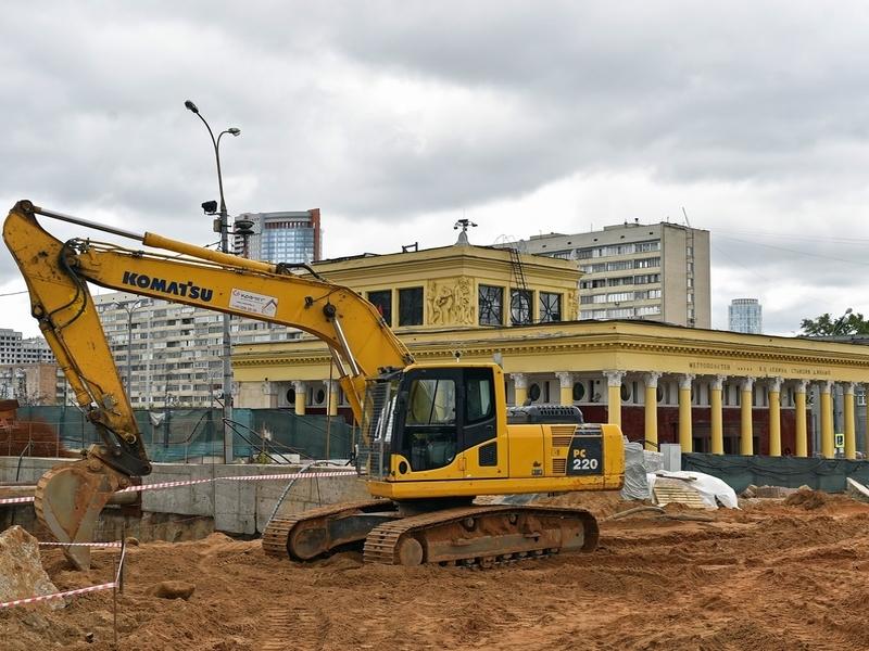 Автомобильный переезд устадиона «Динамо» в столицеРФ восстановят