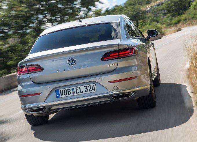 Название нового немецкого автомобиля образовано из пары частей: «Art» (искусство) и «eon» (приставка от флагманской модели Phideon, символизирующая «премиальность» в иерархии бренда)