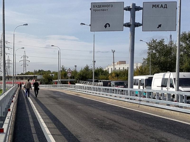 В российской столице открыли одну изсамых сложных развязок, которая строилась 10 лет