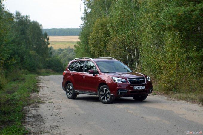 На вкус и цвет товарищей нет, но мало кто любит Subaru только за дизайн.