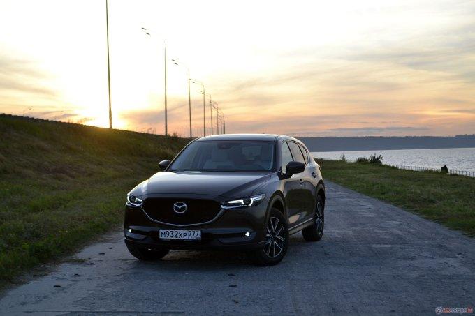О вкусах не спорят, но абсолютному большинству Mazda нравится внешне