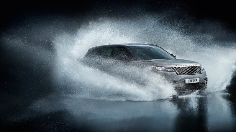 Ленд-Ровер  представил улучшенный  Range Rover Sport