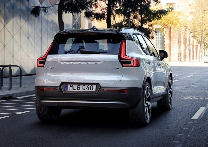 Новый XC40 стал первым автомобилем компании, созданным на основе новой компактной модульной архитектуры CMA