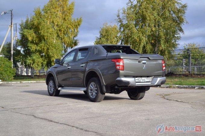 После ухода из России пикапа Nissan Navara основная доля продаж в сегменте приходится на Toyota Hilux и Mitsubishi L200