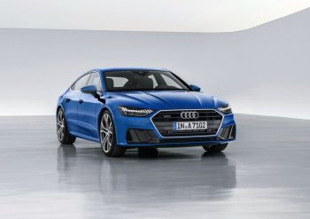 Audi A7 2018: новый, купеобразный