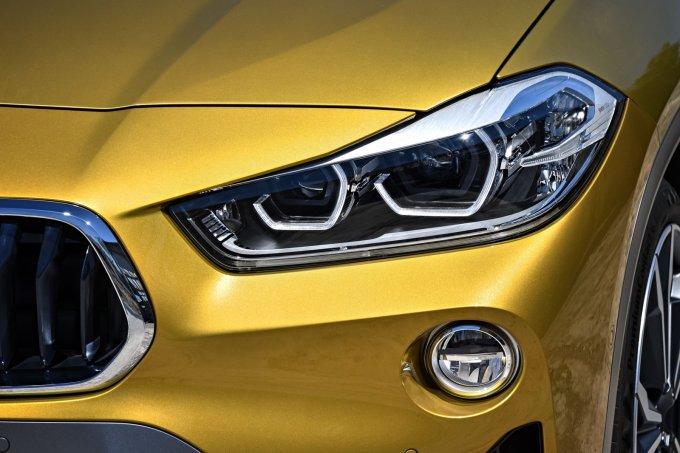 BMW X2: еще один стильный кроссовер