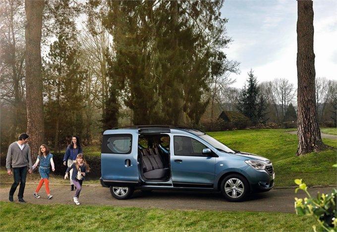 Компания Renault полностью адаптировала новый Dokker к российским дорожным и климатическим условиям