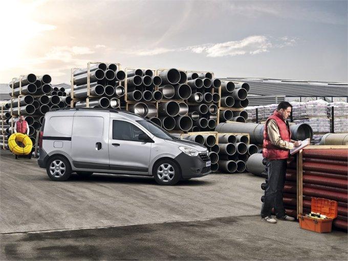 Renault Dokker: практичный трудяга
