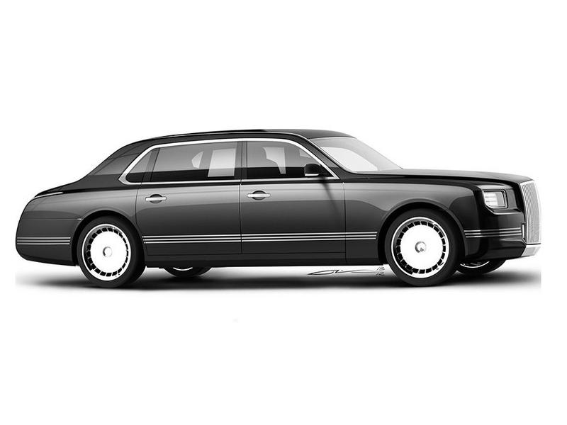 НАМИ начал предсерийное производство авто проекта «Кортеж»