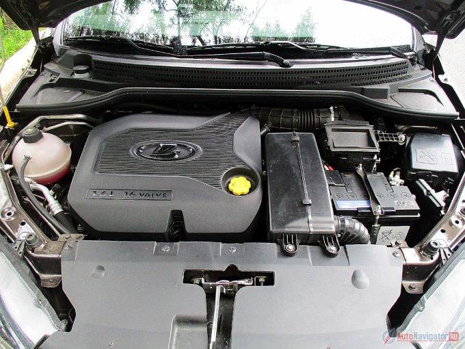 Под капотом все тот же мотор 106 л.с, объемом 1.6 литра