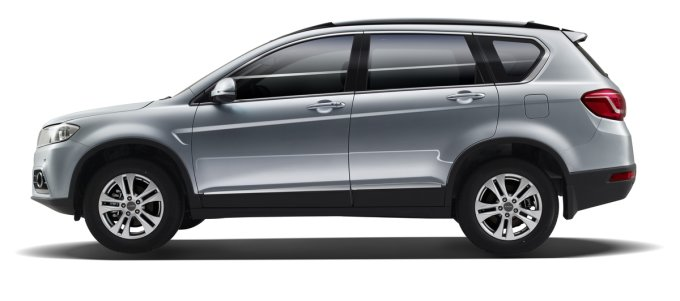 Все версии автомобиля оснащены 17-дюймовыми колесными дисками