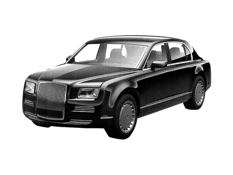 Первая партия авто проекта «Кортеж» будет передана ФСО вконце декабря