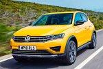 Компактный кроссовер Volkswagen T-Cross начнут выпускать в конце 2018 <u>автомобили</u> года