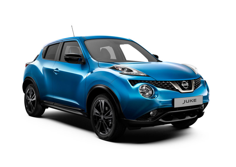 Обновлённый Nissan Juke 2018 представили вЖеневе