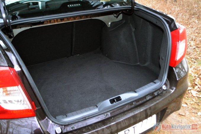 """Datsun on-DO с """"автоматом"""": ничего личного, только холодный расчет"""