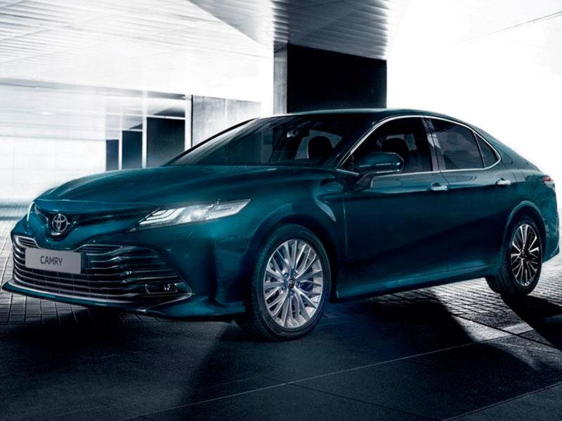 Тойота представила новый тип RAV4