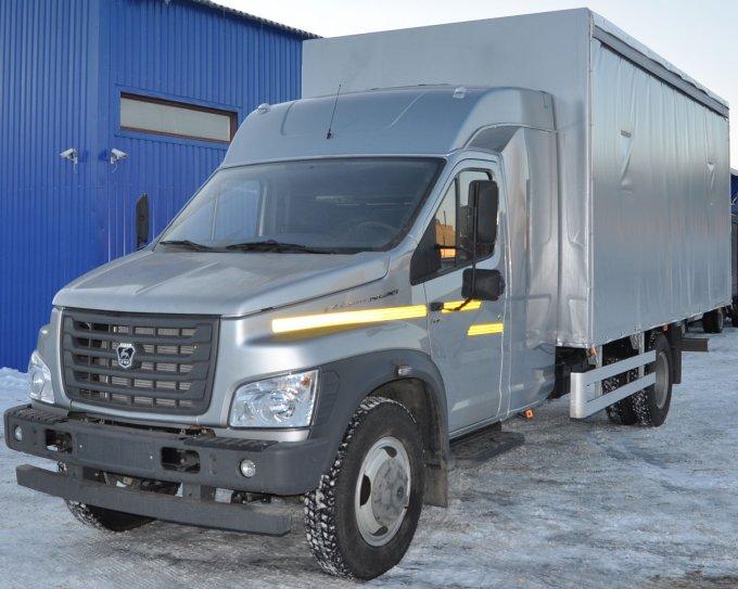 Закабинный модуль для «ГАЗон NEXT» производства «Автомаш»