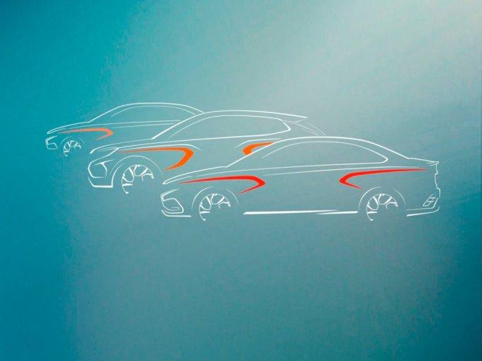 Lada готовит несколько новых моделей и предлагает придумать для них названия