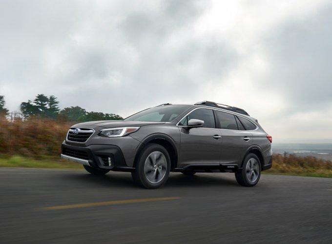 Премьера нового Subaru Outback 2020 прошла в Нью-Йорке