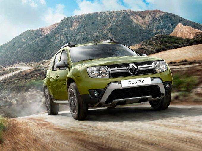 Неоднократно модернизированный Renault Duster первого поколения сейчас продаётся в России