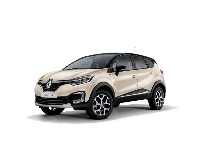 Renault Kaptur 2019 модельного года начинают продавать в России
