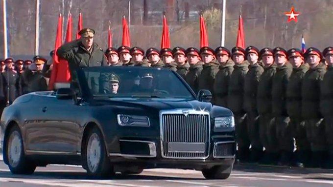 """""""Генеральские"""" кабриолеты Aurus Senat будут доступны обычным покупателям"""