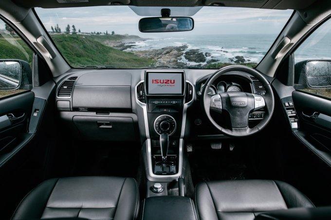 Рамный внедорожник Isuzu MU-X могут начать продавать в России