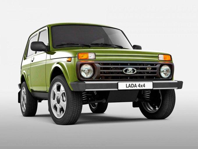 Lada 4x4 получит полностью независимую подвеску